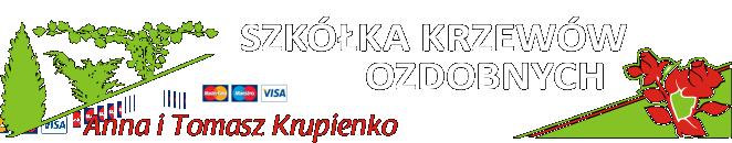 Szkółka Krzewów Ozdobnych - Anna i Tomasz Krupienko